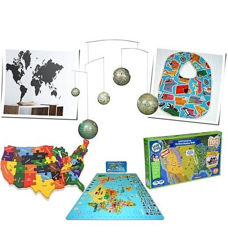 Educational Toys That Teach Kids About Geography