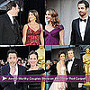 Pictures of Celebrity Couples at 2011 Oscars