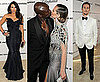Celebrities at Elton John's 2011 AIDS Foundation's Oscar Viewing Party Including Kim Kardashian, Ryan Kwanten
