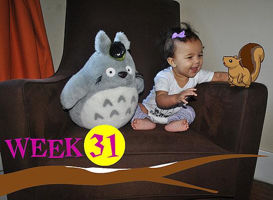Olivia Lily 31 Weeks Old!!