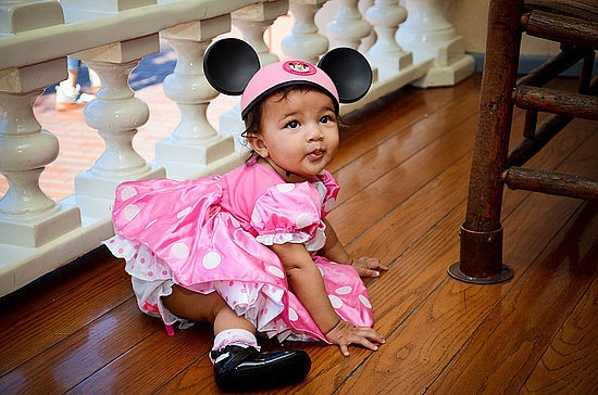 Olivia's Disneyland Photo Shoot