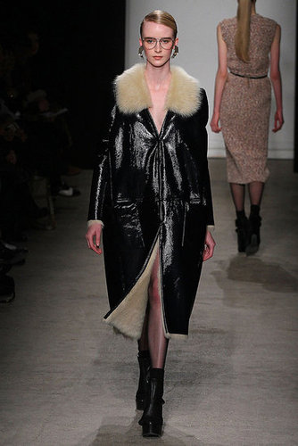 Fall 2011 Paris Fashion Week: Veronique Leroy