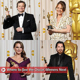 Oscar Winners Colin Firth, Natalie Portman, Melissa Leo, and Christian Bale's Upcoming Projects