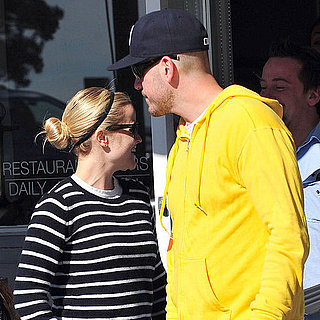 Pictures of Reese Witherspoon and Jim Toth Out to Lunch in Santa Monica