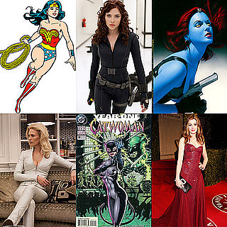 Upcoming Female Comic Book Roles in Movies