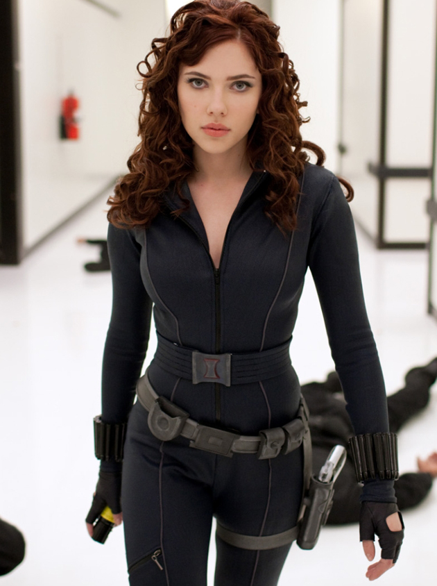 Scarlett Johansson as Black Widow: Yay or Nay?
