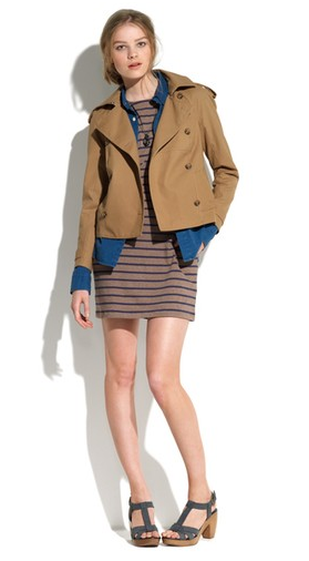 A Hipper Version of the Trench