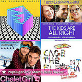 PopSugarUK's March Entertainment Must Haves, inc Cage the Elephant, Rango, Chalet Girl
