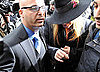 John Galliano Arrives at Police Station Amidst New Anti Semitic Claims
