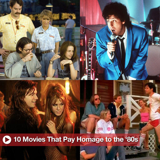 '80s Throwback! 10 Movies That Pay Homage to the Decade