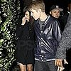 Pictures of Justin Bieber and Selena Gomez on a Date For His 17th Birthday