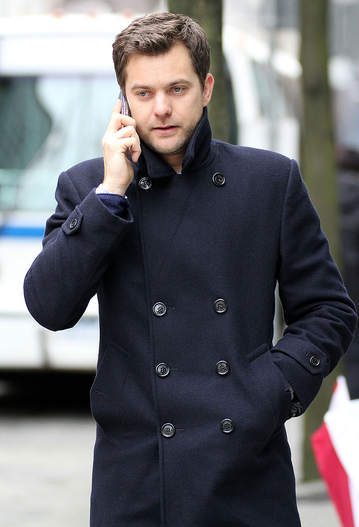 Joshua Jackson Gets Back to Focusing on Fringe