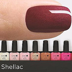 Review of Shellac Manicure at Pinkies Nail Salon