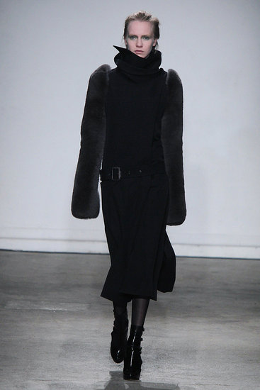 Fall 2011 Paris Fashion Week: Felipe Oliviera Baptista