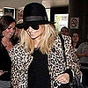 Pictures of Nicole Richie at the Airport