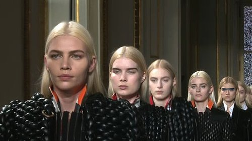 Balenciaga Autumn Winter 2011 Runway Paris Fashion Week Show Video