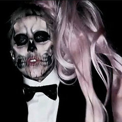 Temptu Makeup Used in Lady Gaga's Born This Way Video