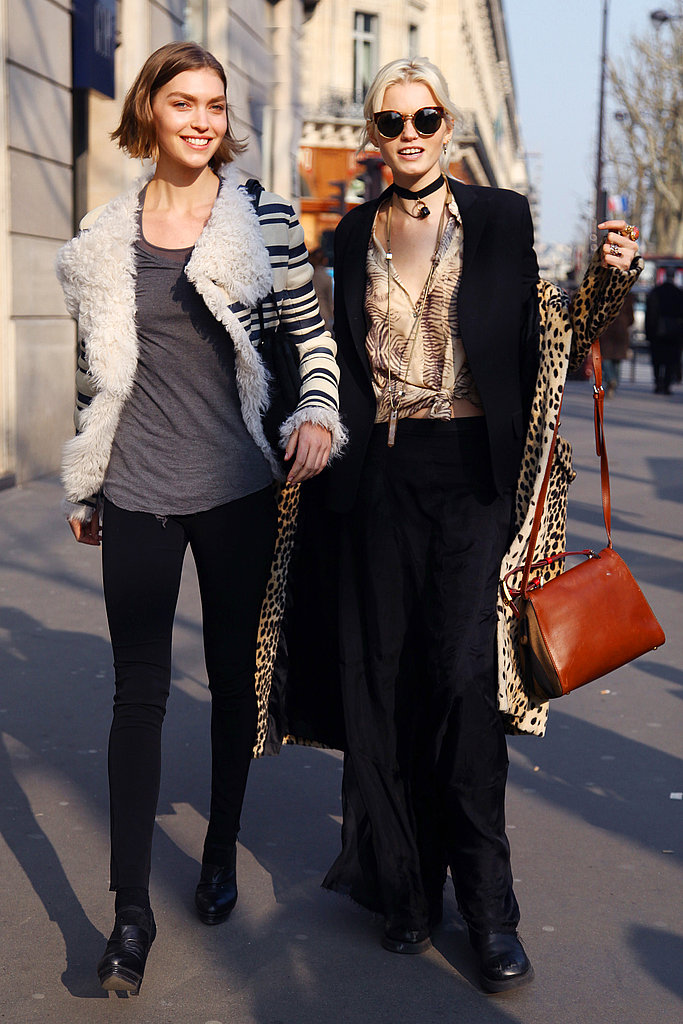 Peep Our First Batch of Paris Fashion Week Street Style!