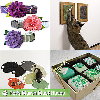 Puppy Day, Spring Picks, St. Patrick's Day Goodies, and Other Pet Must Haves
