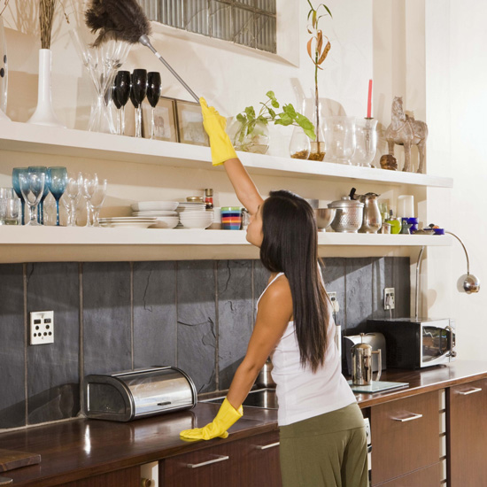 Places You Should Clean During Spring Cleaning