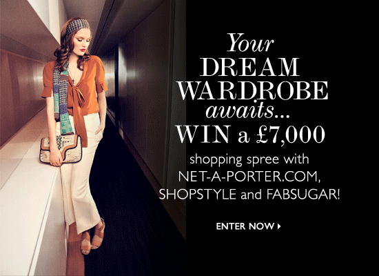 Win a $10,000 Wardrobe From NET-A-PORTER! 2011-03-28 03:20:00