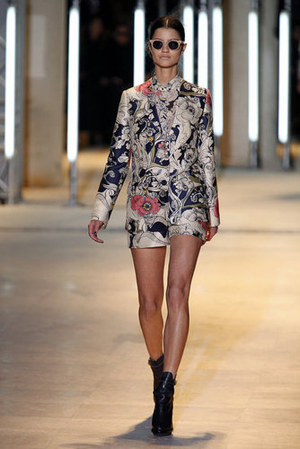 Fall 2011 Paris Fashion Week: Cacharel