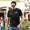 Pictures of Alexander Skarsgard Shopping at The Grove in LA