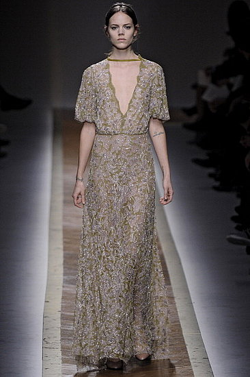 2011 Fall Paris Fashion Week: Valentino
