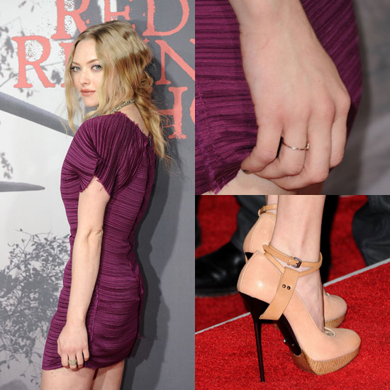 Catch Amanda Seyfried's Hot Premiere Look From All Angles!