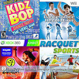 Active Video Games That Encourage Kids to Move