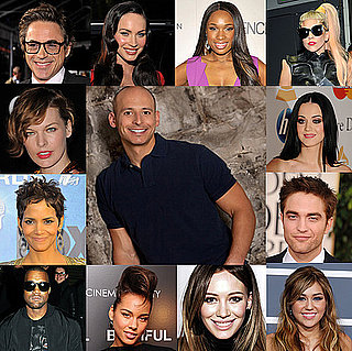 Celebrities Who Train With Harley Pasternak