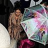 Pictures of Katie Holmes and Suri Cruise Playing in NYC