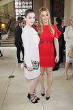 Hailee Steinfeld and Jennifer Lawrence at Miu Miu.