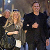 Pictures of Jessica Simpson and Eric Johnson Dining Out and Taking a Romantic Stroll in Paris