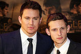 Channing Flies High on The Eagle's UK Premiere