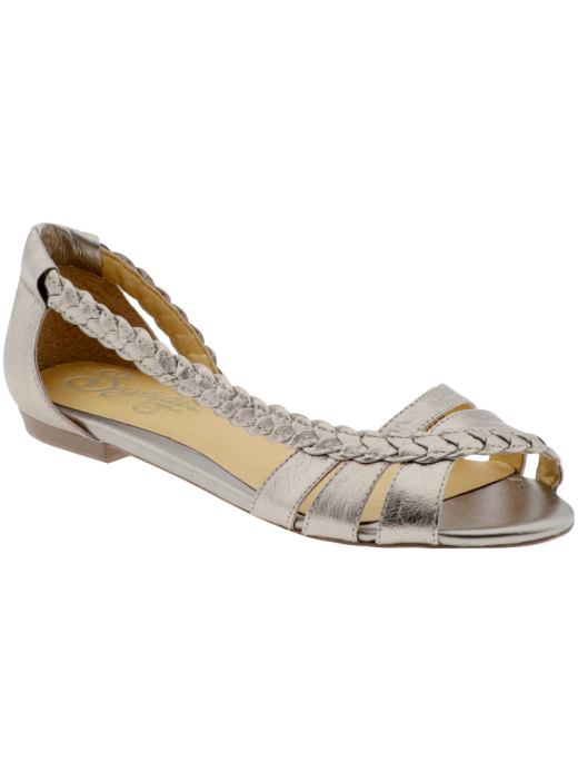Seychelles Sandal ($60, originally $80) Why: These are just the easiest daytime sandal, and they're made to feel a little special with the metallic. They'll also look great with a Summer tan.