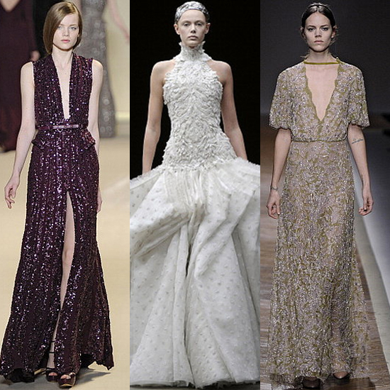 The 25 Most Beautiful Evening Looks From Paris Fall 2011 Fashion Week 2011-03-10 11:25:11