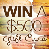 Dean and Deluca Gift Card Giveaway
