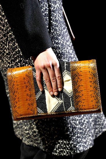 Fall 2011 Paris Fashion Week's Top Bags You Won't Want to Live Without!