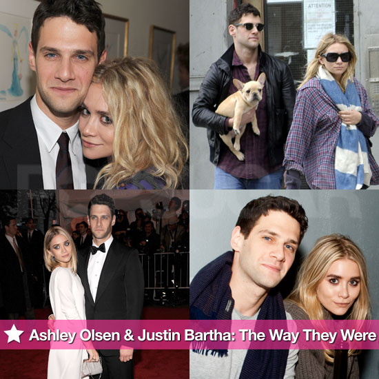 Ashley Olsen and Justin Bartha: The Way They Were!