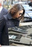 Mila Kunis Wraps Up Fashion Week With Another Nod to Miu Miu