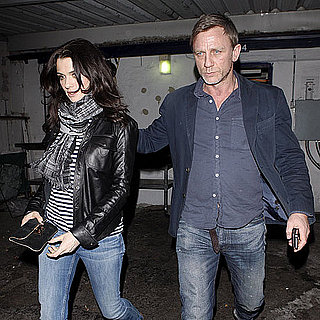 Pictures of Daniel Craig and Rachel Weisz on a Date in LA