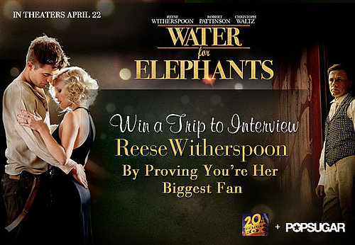 Win a Trip to Meet Reese Witherspoon