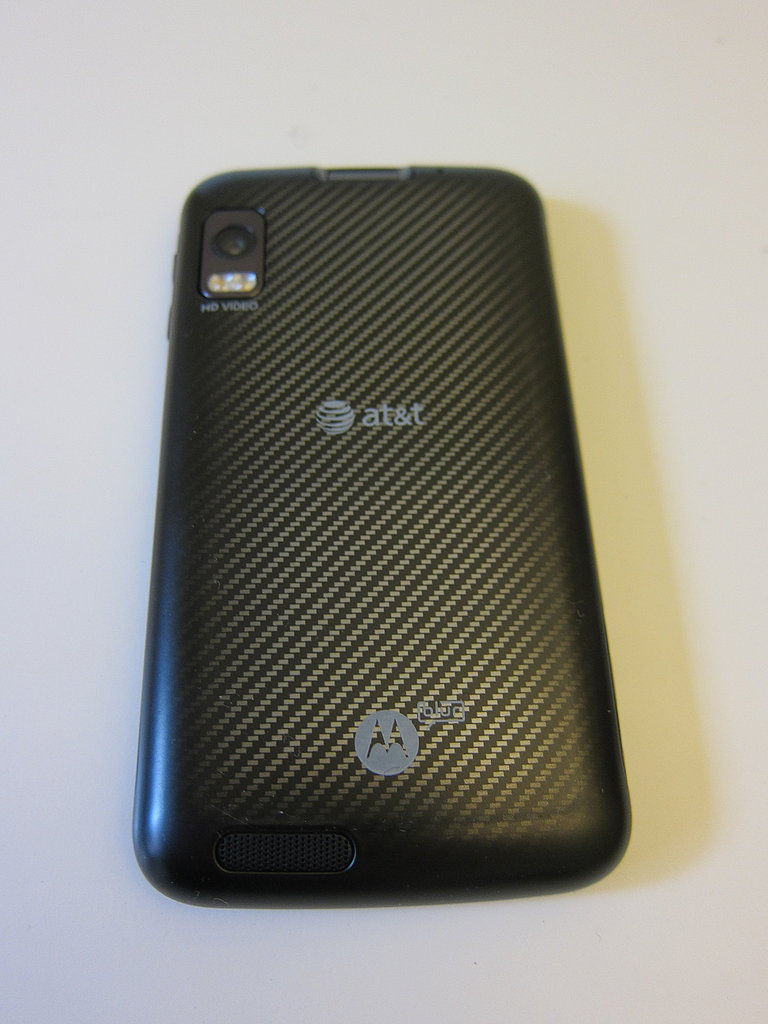 Photos of Motorola Atrix