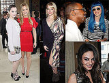 Front Row Celebrities at Paris Fashion Week Including Mila Kunis, Katy Perry, Nicole Richie, Hailee Steinfeld and More