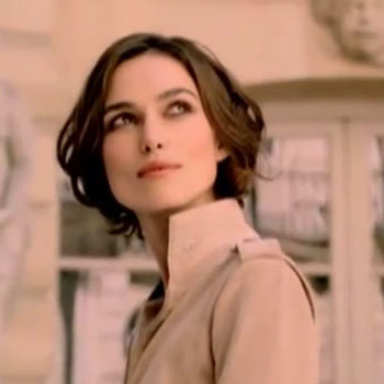 Keira Knightley Talks About Perfume and Chanel Coco Mademoiselle in New Video