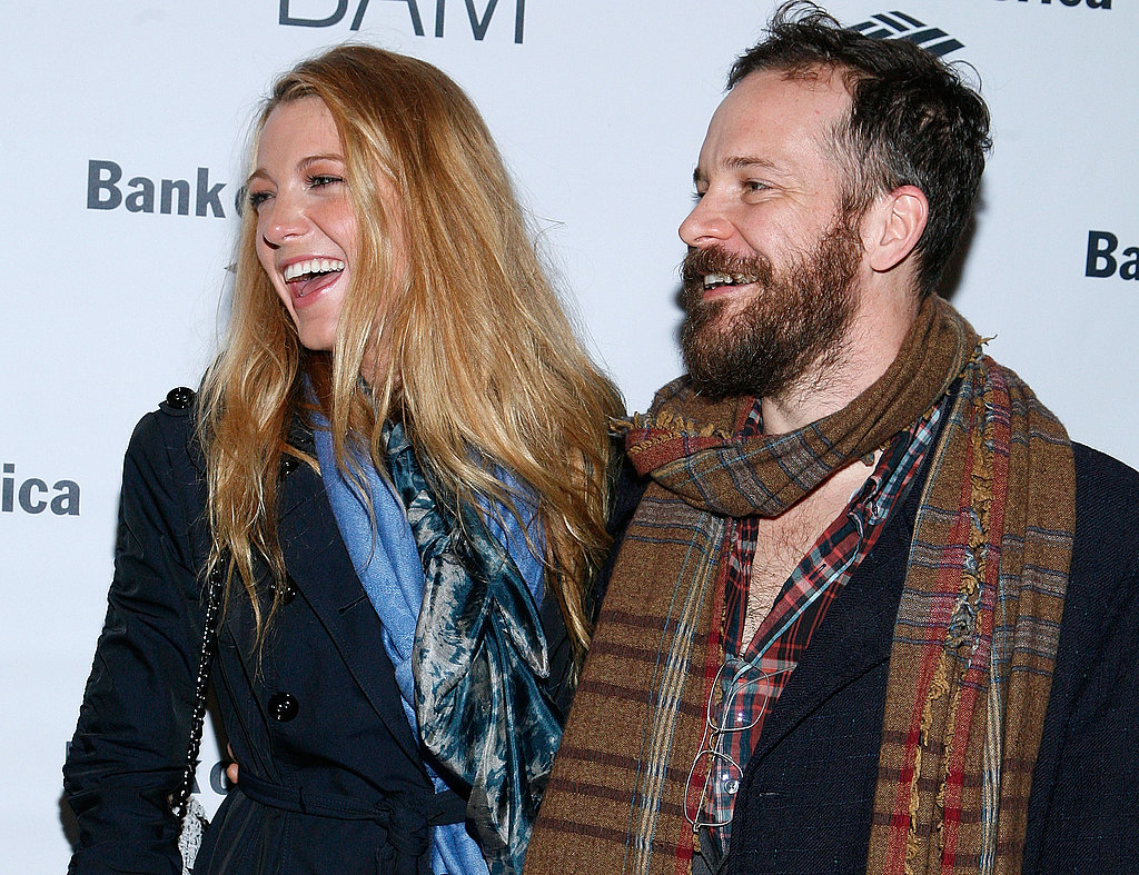 Blake Heads to Brooklyn to Celebrate Theater With Peter and Maggie