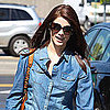 Pictures of Ashley Greene Stopping at Whole Foods in LA