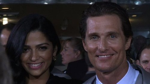 Video: Matthew McConaughey at The Lincoln Lawyer Premiere in LA