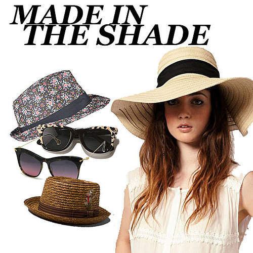 Shop Hats and Sunglasses For Spring!